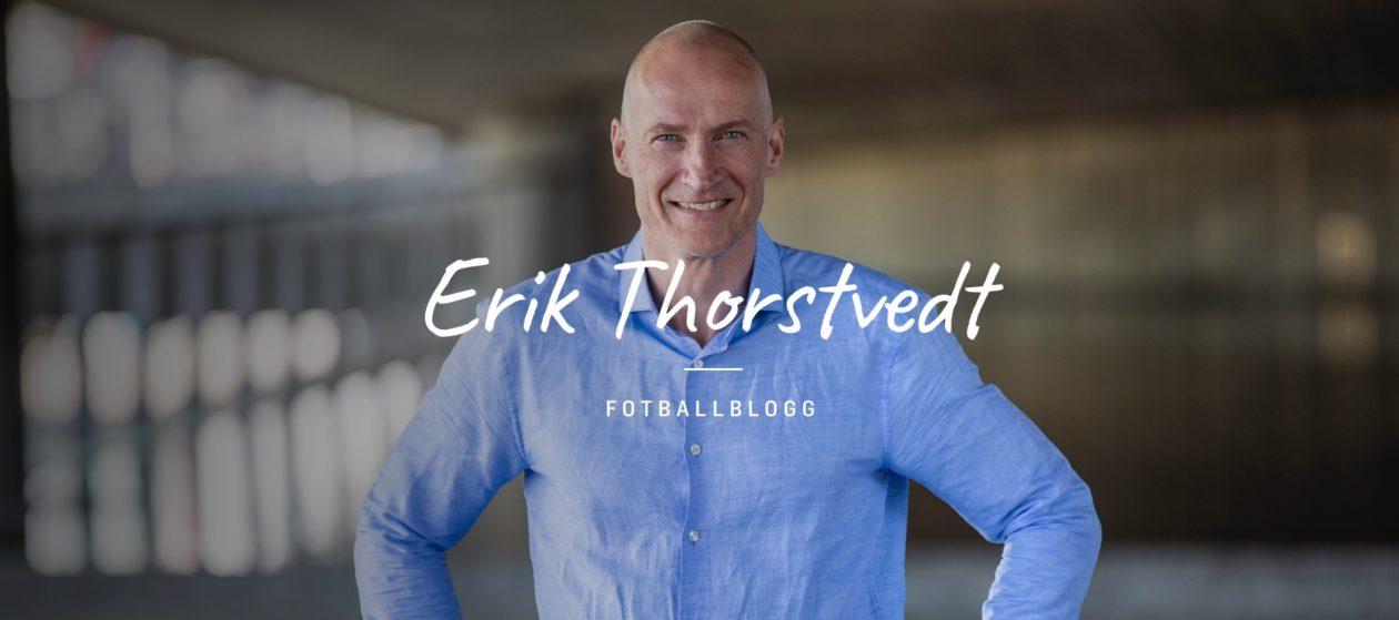 Erik Thorstvedt | Just another TV 2 Blogg site