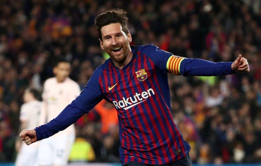 83ada64f VERDENS BESTE: Barcelona med verdens beste Lionel Messi i rekkene er  rangert som Europas beste lag av TV 2s Simen Stamsø-Møller. Foto: Reuters