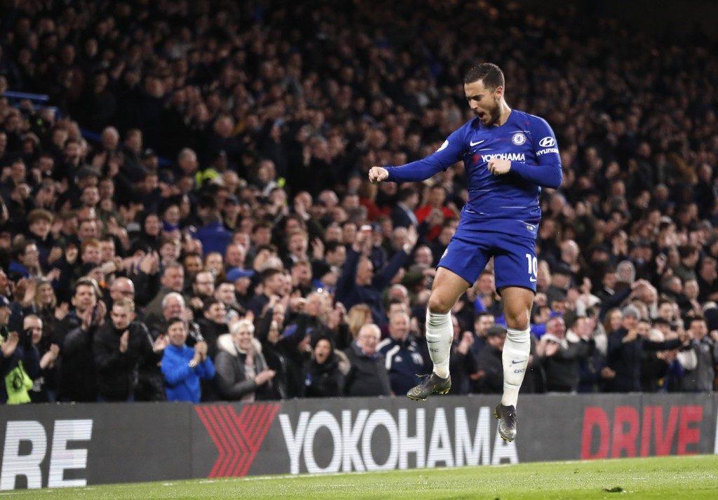e8aaa9be Eden Hazard kan ha scoret sitt siste mål på Stamford Bridge. (Foto: Scanpix)